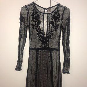 Ecote Dresses - Statement slip dress